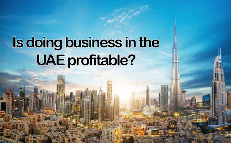 Is doing business in the UAE profitable